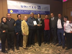 United safety award