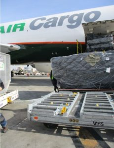 TCR equipment EVA AirCargo 2